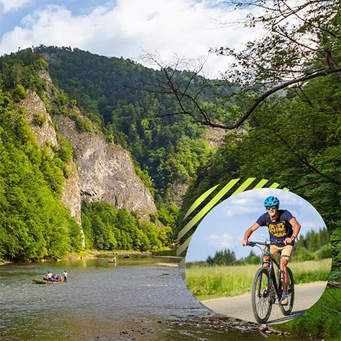 Spływ Dunajcem Zakopane - Oferta dla grup