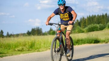 BICYCLE TRIPS - A WAY TO DISCOVER THE CHARM OF THE TATRA MOUNTAINS AND PODHALE REGION